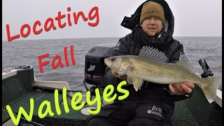 Fall Walleyes | Favorite Mille Lacs Location