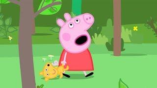 Peppa Pig Português Brasil | A Trilha no Campo | HD | Desenhos Animados