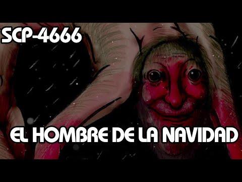 SCP-4666: El hombre de la navidad (Español latino)