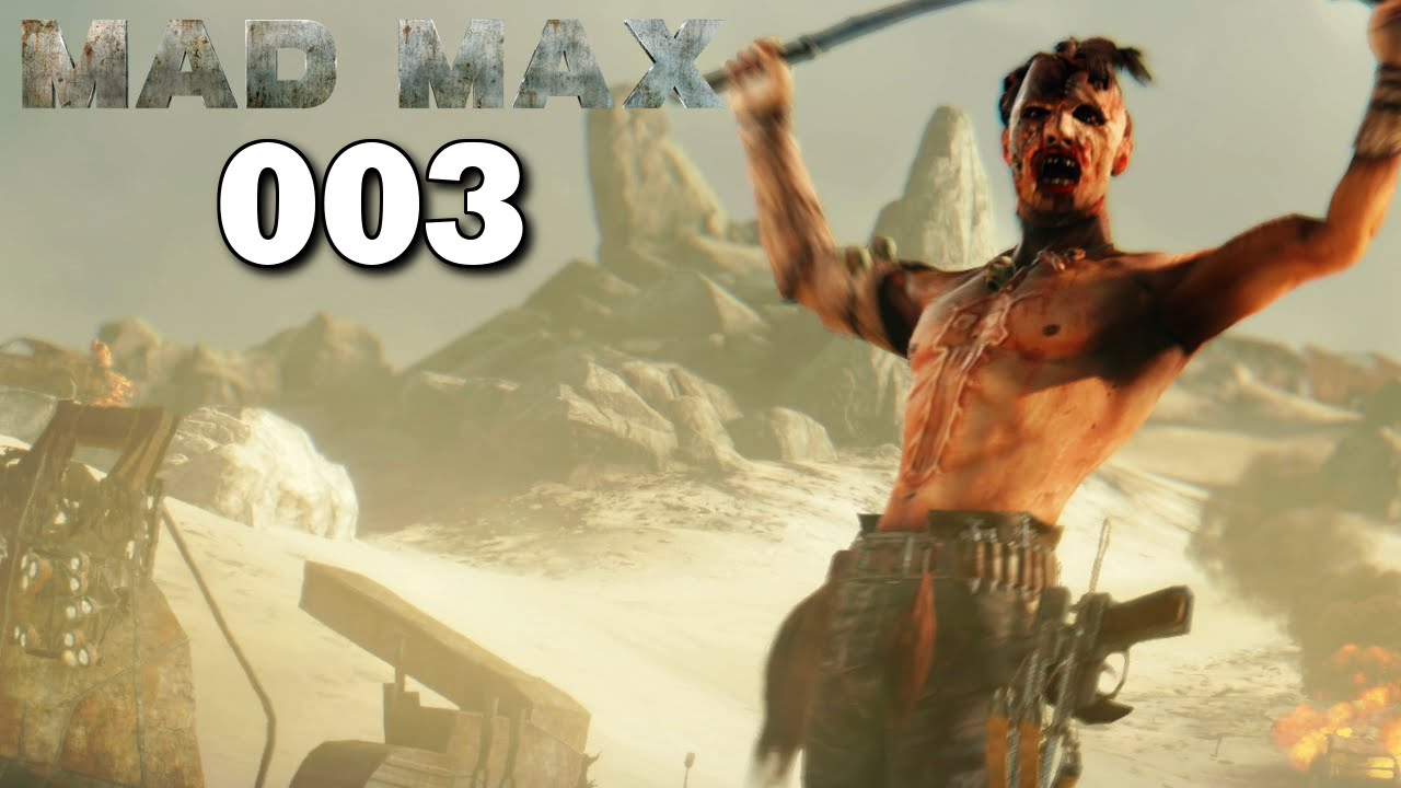 Mad max deutsch