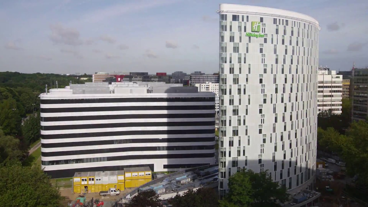 Tas neubauprojekte city nord telekom campus holiday for Design hotel 54 nord