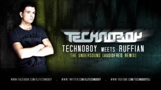 Technoboy Meets Ruffian - The Undersound (Audiofreq Remix) (Official Teaser Video)