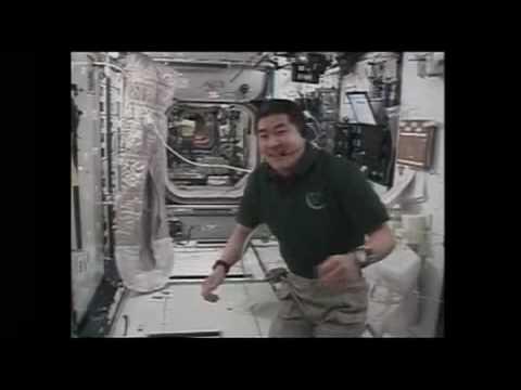 NASA Astronaut Dan Tani live interview from Blackrock Castle