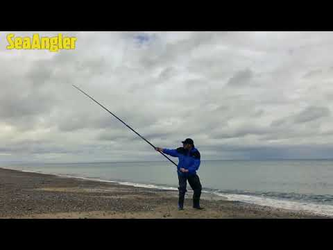 Sonik ZX Shore Rod Review - Sea Angler