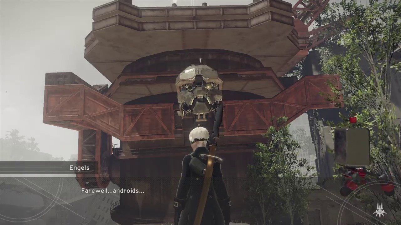 nier machine examination