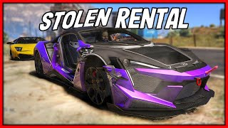 GTA 5 Roleplay - WE STEAL RENTAL CAR & RETURN IT DESTROYED!! | RedlineRP #868