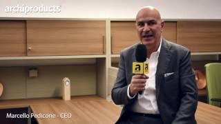 Fuorisalone 2017 | LAS MOBILI - Marcello Pedicone ci racconta le novità ufficio