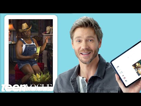 Riverdale&39;s Chad Michael Murray Reviews Riverdale Memes  Teen Vogue