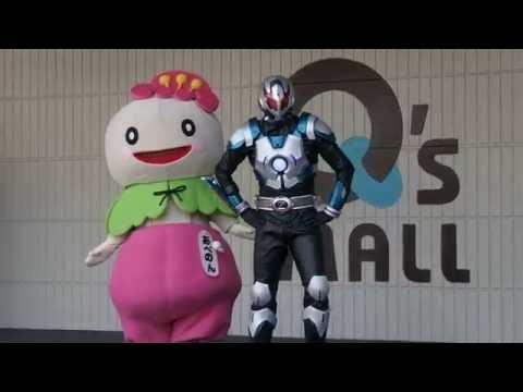第11回平林祭り「地球戦士ゼロス」ショーposted by ontradenu7