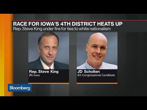 Rep. Steve King Under Fire for Racial Remarks