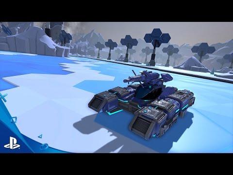 Battlezone - Official Launch Trailer   PS VR