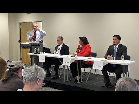 Virginia 1st Congressional District Democratic Forum-March 18, 2018