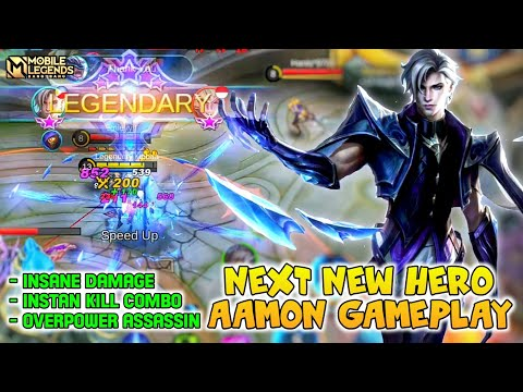 Aamon Mobile Legends