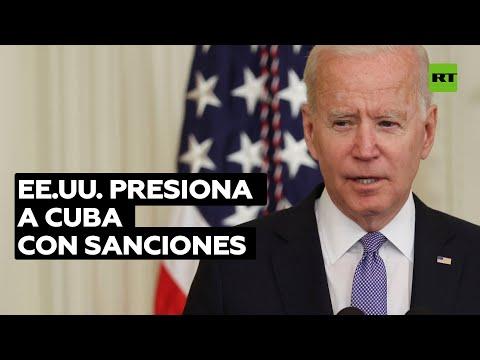 Experto: EE.UU. busca intensificar su política de sanciones contra el pueblo cubano
