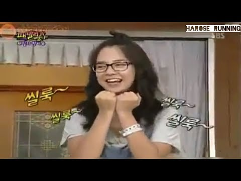 """Song Ji Hyo's """"Hot Issue"""" Cute Dance On Family Outing"""