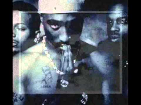 2Pac - Black Cotton (U Can Be Touched Remix) (Original Lyrics)