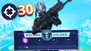 """Worlds Most Kills In Solos """"30 Kill Game"""" in Fortnite Battle Royale"""