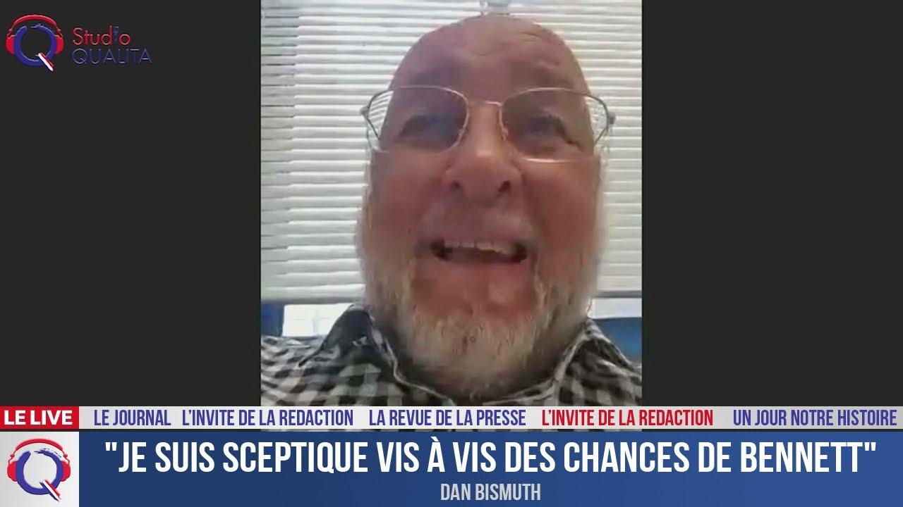 """""""Je suis sceptique vis à vis des chances de Bennett"""" - L'invité du 13 juin 2021"""
