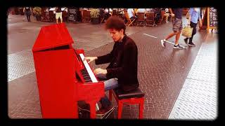 Dr. Dre – Hip Hop on Piano live @Berlin, Potsdamer Platz  (THOMAS KRÜGER)