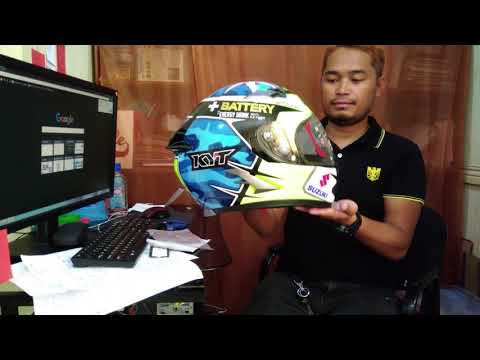 Unwrapping KYT Helmet! Perfect for Yamaha Sniper MX 150i