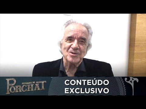 EXCLUSIVO! JOÃO CARLOS MARTINS MANDA RECADO ESPECIAL PARA FÁBIO PORCHAT