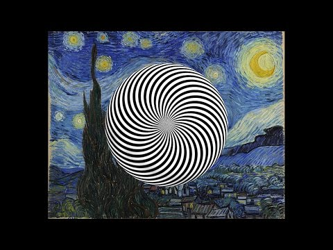 see The Starry Night come to life and unravel!