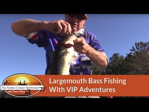 Largemouth Bass Fishing With VIP Adventures Part 2 SCS S04E01