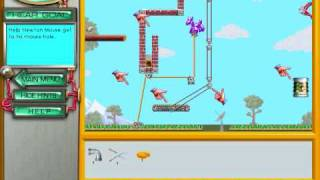 The Incredible Machine Even More Contraptions Easy Contraption:#1