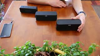 Скачать Anker SoundCore Bluetooth Speaker Comparison SoundCore 2 Boost And Pro Specs And Overview In 4K