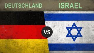 DEUTSCHLAND vs ISRAEL ✪ Welche Armee ist stärker? Vergleich ✪ 2018