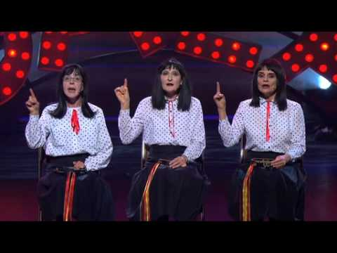 Melbourne International Comedy Festival 2013 Gala - The Kransky Sisters