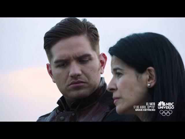 Avance exclusivo de 'El Vato', gran estreno 17 de abril por NBC Universo