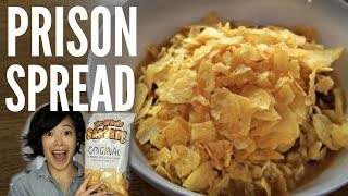 The WHOLE SHABANG Chips SPREAD | Prison Food Recipe
