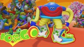 Bo on the Go: Tippen Sie auf Ihre Füße! (Clip)
