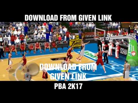 PBA 2K17 Android DOWNLOAD Easy
