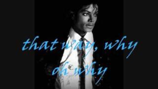 Gambar cover Michael Jackson-Human Nature-Lyrics