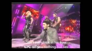 Carrie Underwood - Cowboy Casanova Live with Subtitles
