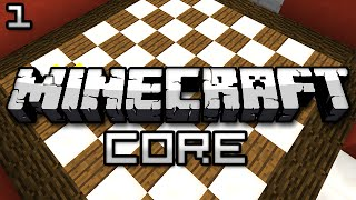 Minecraft: The Weirdest Map Ever - Core Part 1
