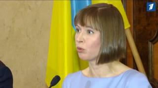 Эстонию посетил президент Украины Петр Порошенко