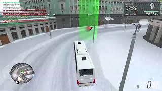 Зимний дрифт на руле PROVINCE MTA 6СЕРВЕР
