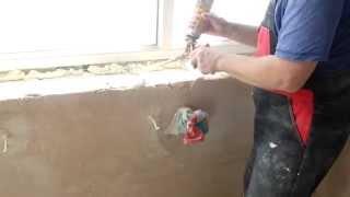 Установка подоконника(Установка подоконника,подготовка опорной плоскости под установку подоконника на пену., 2015-03-11T01:24:23.000Z)