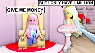 Spoiled Girl Babysits Spoiled Child For One Day... (Roblox)