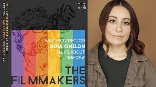 Gina Omilon - The Filmmakers Podcast S02E15 | Isolation Film Festival