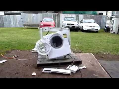 lustiges video waschmaschine h rt nie auf youtube