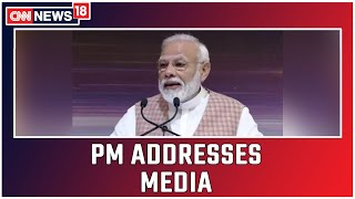 PM Modi Says All Issues Will Be Addressed In Winter Session Of Parliament   CNN News18