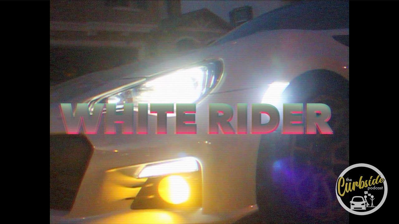 WHITE RIDER - An 80's BRZ Video