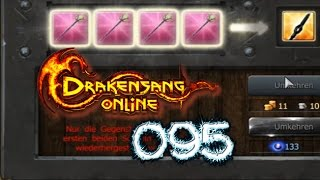Drakensang Online #095 🐉 (Unique) Open 200 Cubes + Crafting