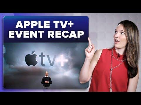 Apple TV event recap in 8 minutes | The Apple Core