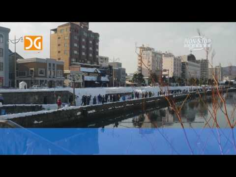 2018 Snow Festival & Sakura Tour! Doko Ga TV & Non-Stop Travel Hawaii