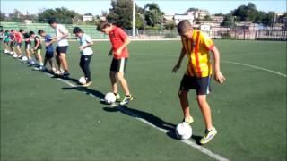 Entrenamiento De Agilidad - Ejercicios Para La Agilidad - Ejercicios De Velocidad - Para Futbolistas